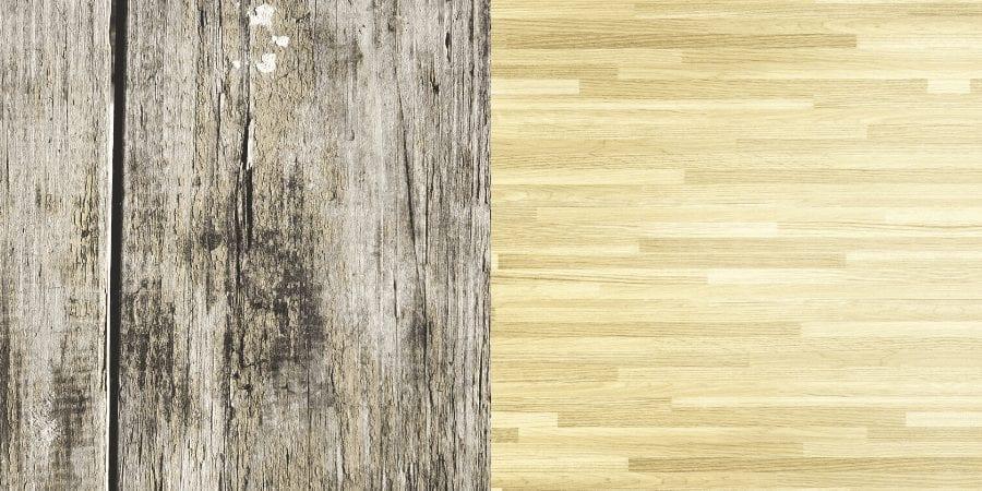 hardwood floor comparison