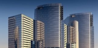 3D real estate rendering