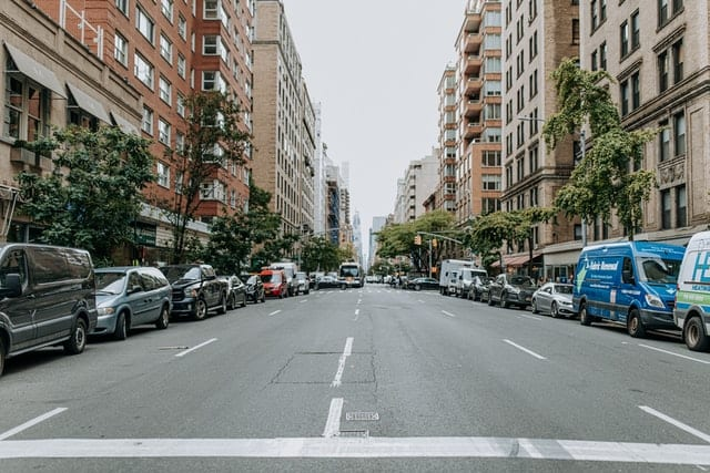 A street in NYC popular among condo buyers.