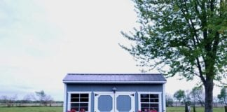 How to Renovate Your Old Garden Shed