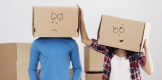 How to deal with the Stress of Moving