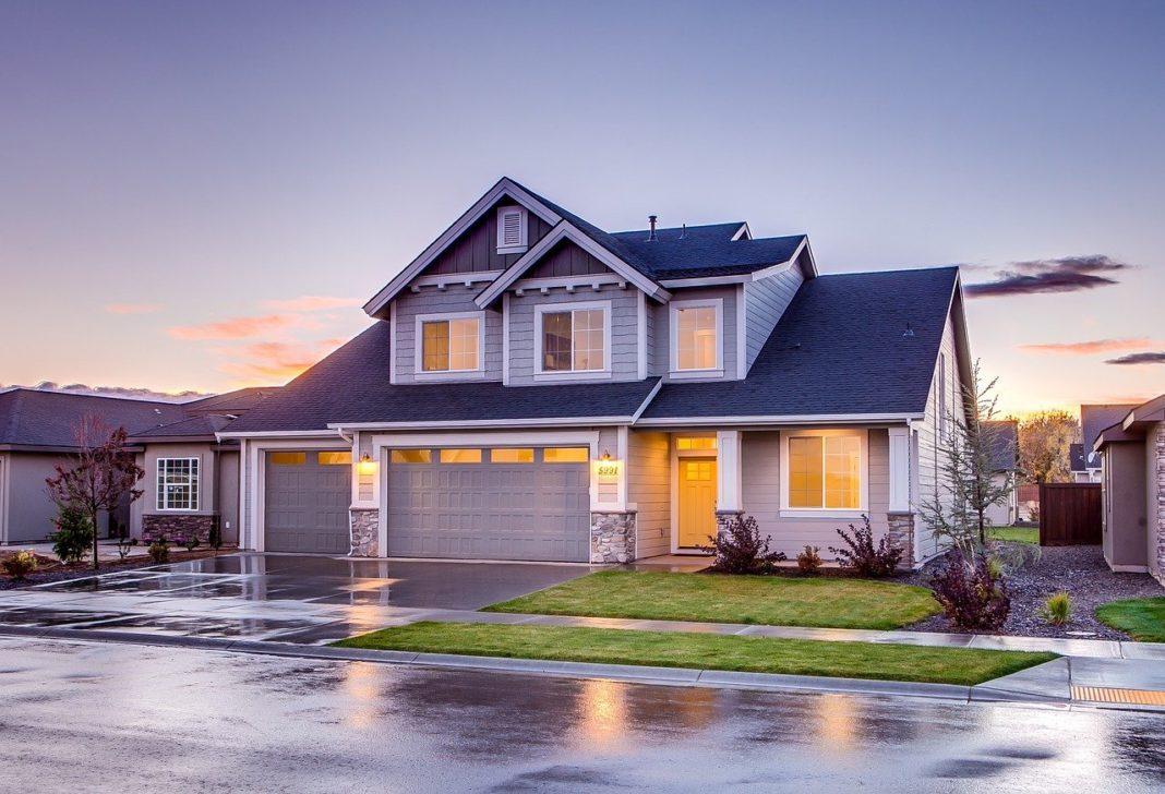 A single-family home